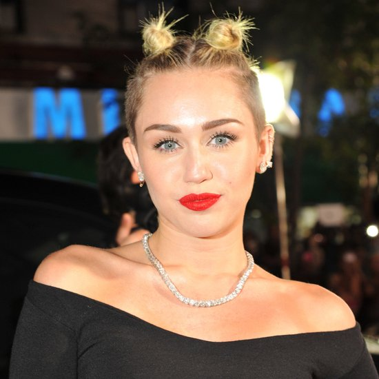 Miley Cyrus New Hairstyle 2018