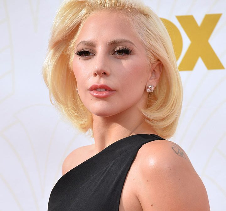Lady Gaga New Hairstyle