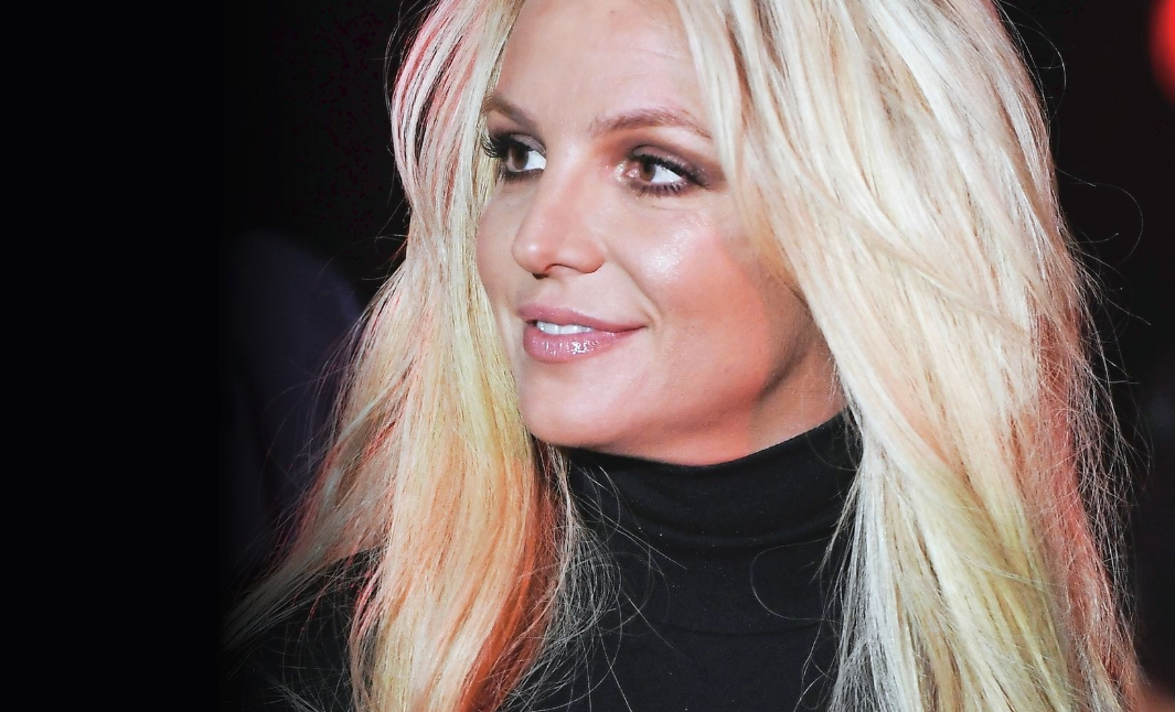 Britney Spears New Hairstyle