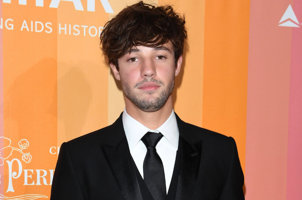 Cameron Dallas With New Hair