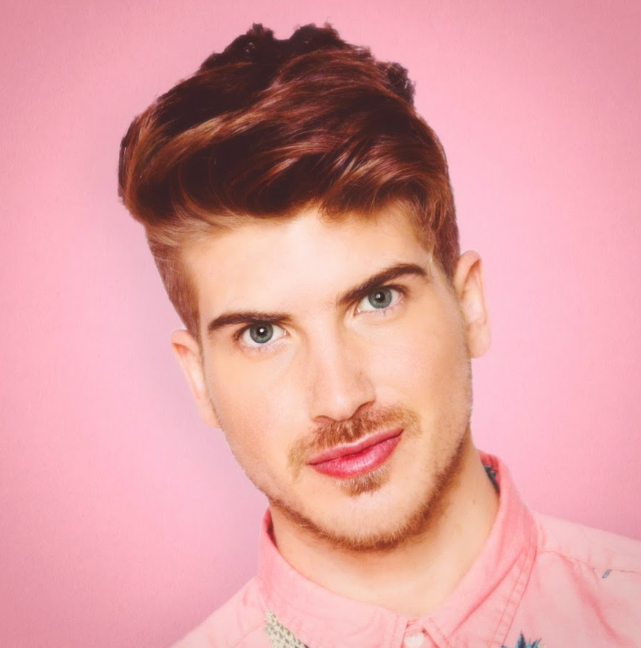 Joey Graceffa And New Hair