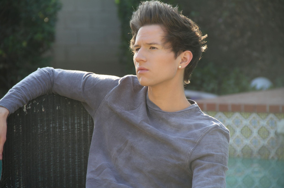 Ricky Dillon Hairstyle