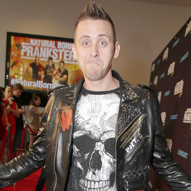 Roman Atwood With New Hair