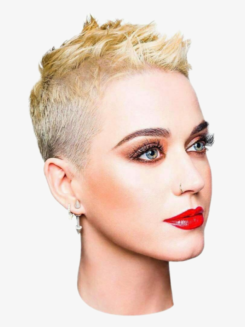 Katy Perry New Hairstyle