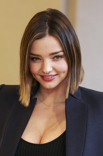 miranda kerr with hair