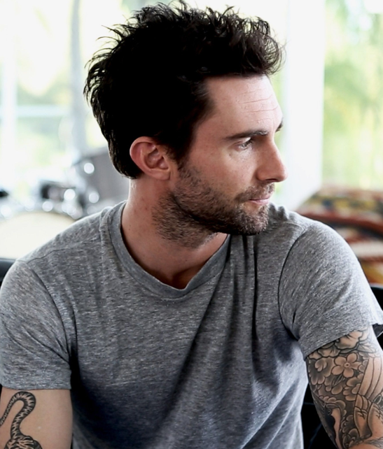 Adam Levine New Hairstyle That Cool New Haircut