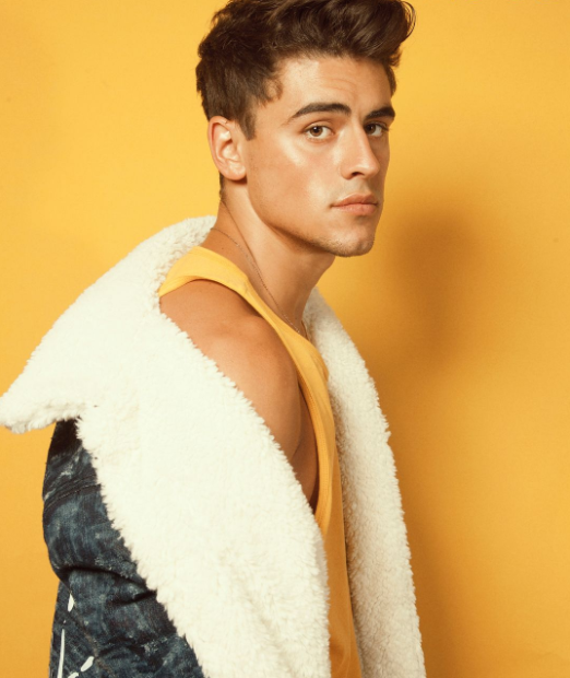 Jack Gilinsky New Hairstyle