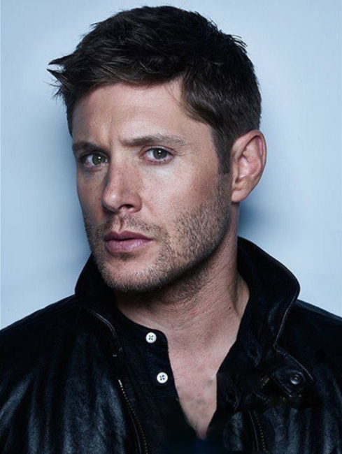 Jensen Ackles Hair cut