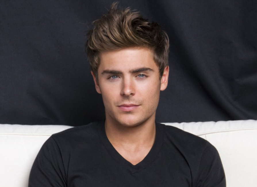 Zac Efron New Haircut