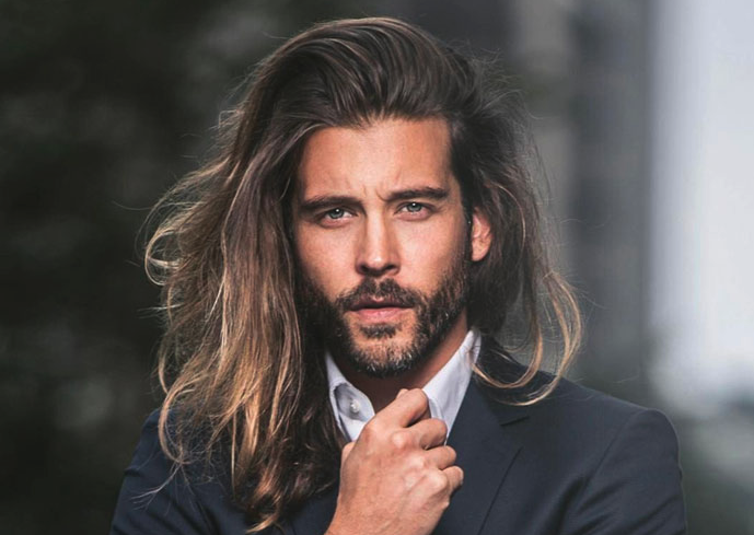 The best 12 long hairstyles for men