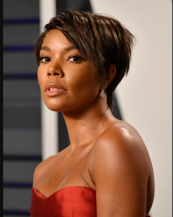 Gabrielle Union - Wade Hairstyle