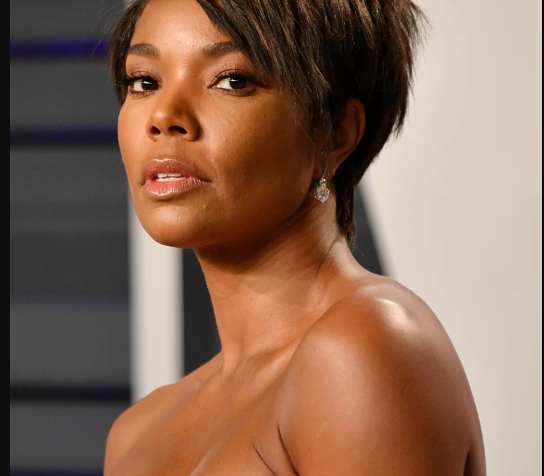 Gabrielle Union – Wade New Hairstyle