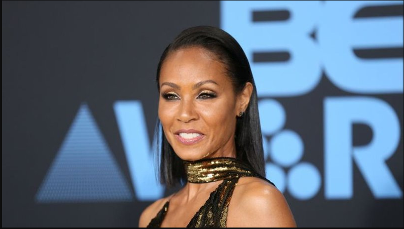 Jada Pinkett Smith New Hairstyle