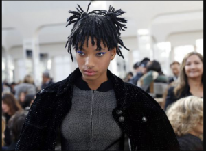 Willow Smith New Hairstyle 2020