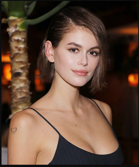 Kaia Gerber's New Hairstyle