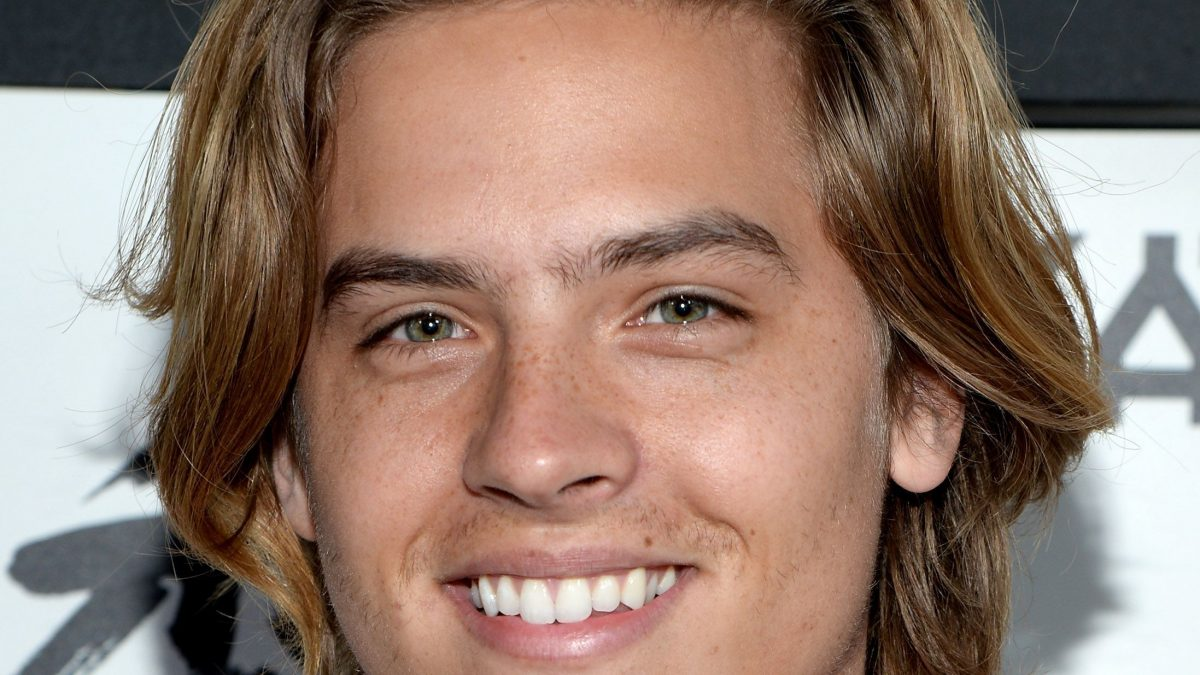 Dylan Sprouse Hairstyle