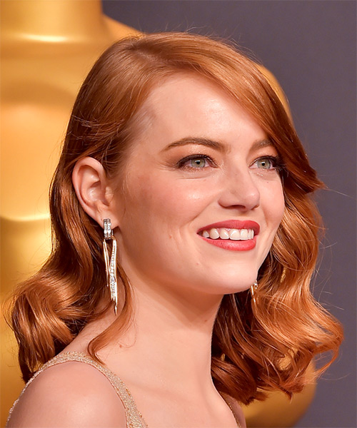 Emma Stone New Hairstyle