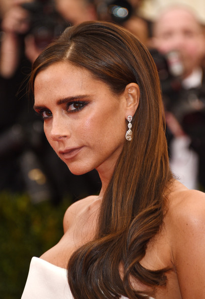 Victoria Beckham New Hairstyle