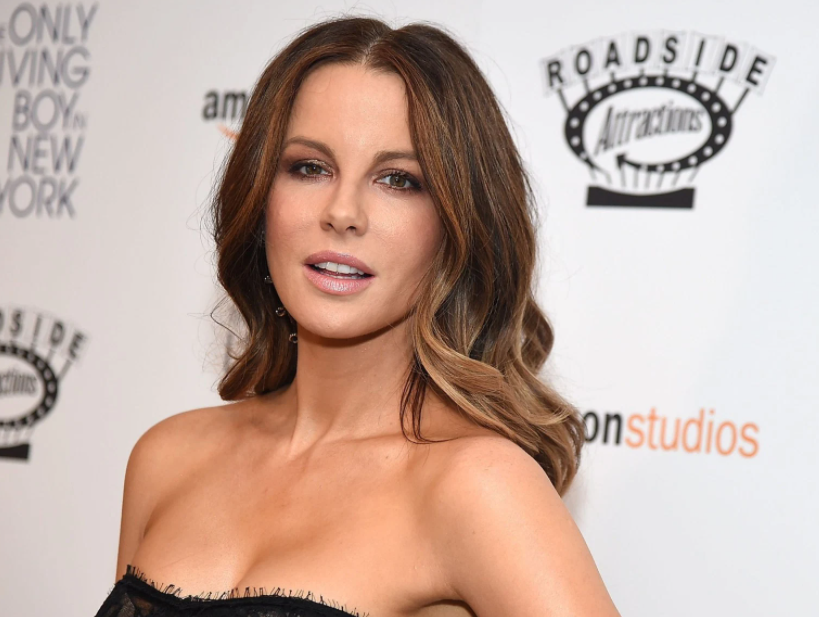 Kate Beckinsale New Hairstyle