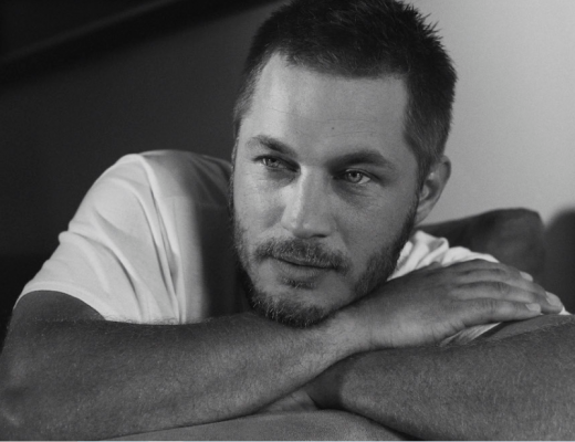 Travis Fimmel New Hairstyle
