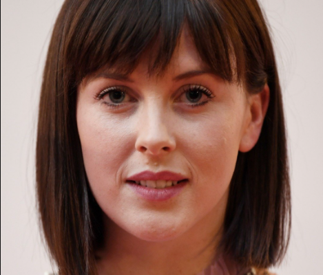 Alexandra Roach New Hairstyle