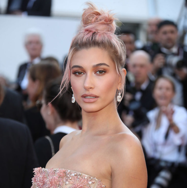 Hailey Bieber New Hairstyle