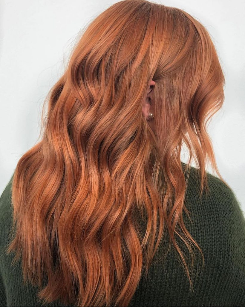 New Hair Color Trend For 2021 - New Hairstyle Popular